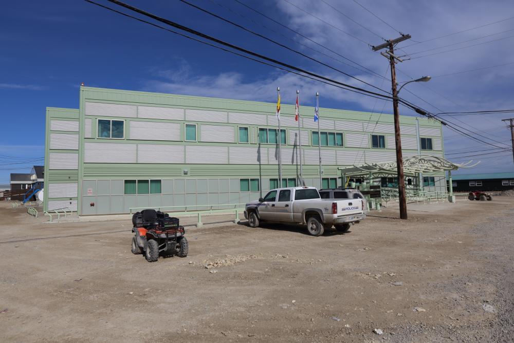 Cambridge Bay Government Of Nunavut