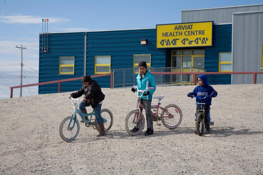 Arviat Government Of Nunavut