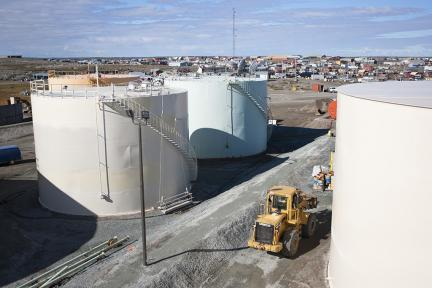 Petroleum Products Division | Government of Nunavut